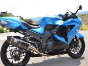 2012 - Kawasaki Ninja ZX-14 Loaded