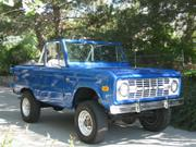 FORD BRONCO 1976 - Ford Bronco