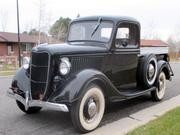 Ford Pick-up V8 1936 - Ford Other Pickups
