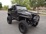 2001 jeep Jeep: Wrangler Sahara Sport Utility 2-Door