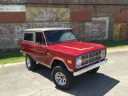 1976 Ford Bronco sport Ford Bronco Sport