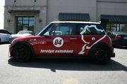 2002 Mini Cooper S Track Car