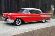 1957 Chevrolet Bel Air150210 Sport Coupe